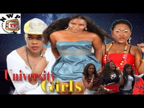 University Girls    -  Nigeria Nollywood Movie 2014
