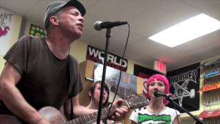"Kepi Ghoulie ""Cupid is Real"" LIVE June 10, 2013 (6/11) HD"
