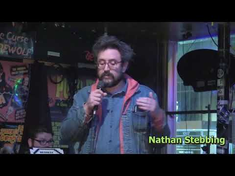 Comedy - NATHAN STEBBING - OCT. 16, 2018