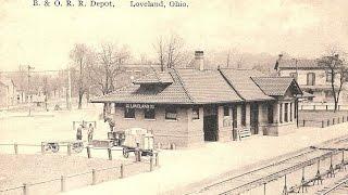 The  Loveland  B & O  Train  Depot