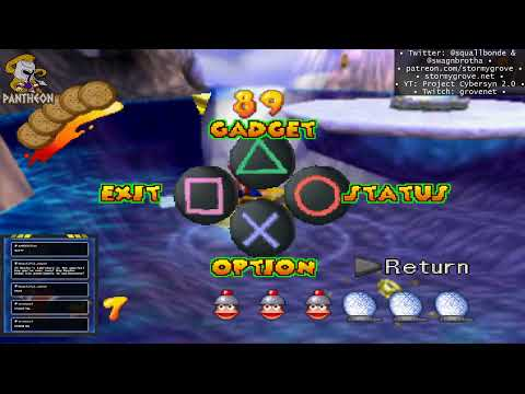 To the Ice Age... & Beyond! | Ape Escape | A Mesyn GroveNet Stream