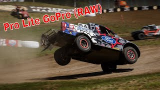 Gopro (RAW) in Ford Ranger Pro Lite | Christopher Polvoorde