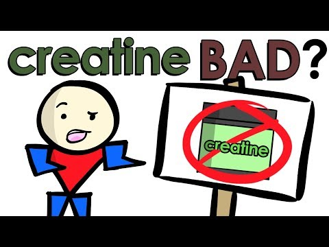 Is Creatine Actually DANGEROUS?