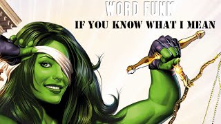 Word Funk #8: If You Know What I Mean