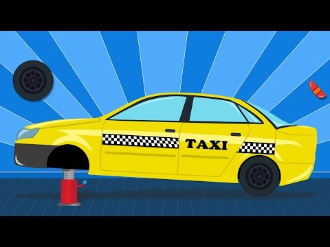 Taxi | Formation And Uses | Educational Video For Kids