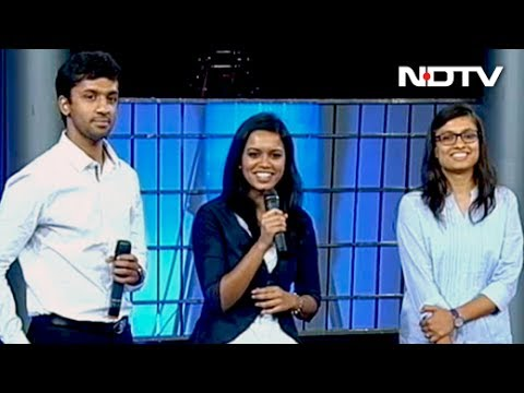 Students Battle Against Each Other To Win NDTV-Deakin Scholarships 2017