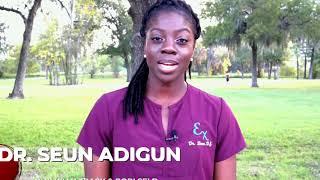 Seun Adigun Story of Survival