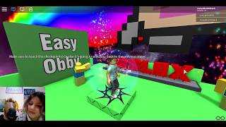 Aisha - Ned The Horse🐴 Playing The Easiest Obby On Earth Roblox Gone Wrong 😲😲🤣🤣