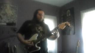 Lounge Act Nirvana guitar Cover