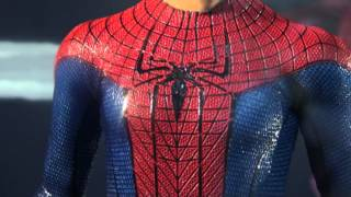 NEW 2012 Hot Toys Amazing Spider-Man display at ACGHK2012 HD