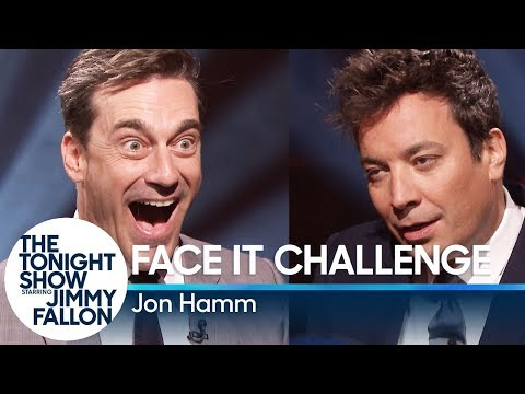 Thumbnail: Face It Challenge with Jon Hamm
