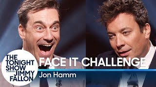 Face It Challenge with Jon Hamm