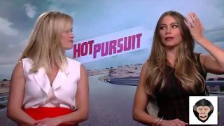 Sofia Vergara Reese Witherspoon and Handcuffs Hot Pursuit Interview