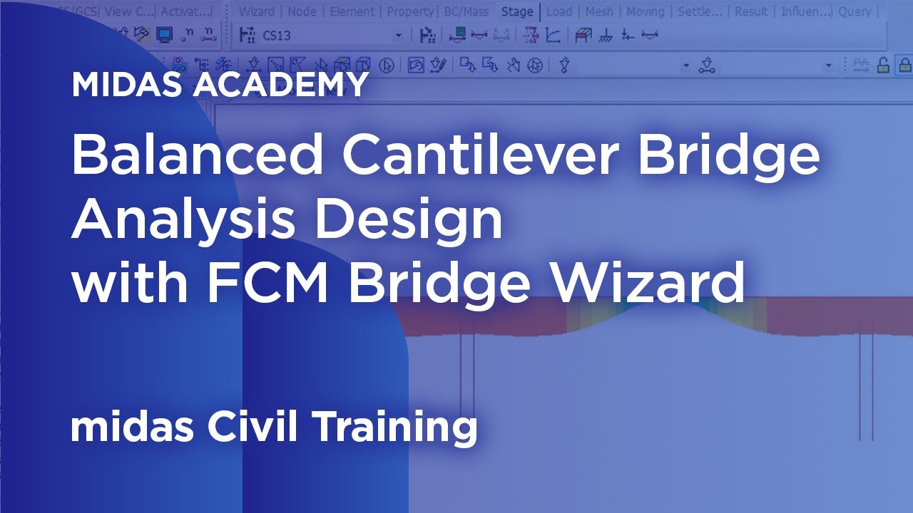 how to draw a cantilever bridge