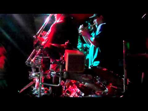 Duppy Conquerors at Hennessys Boston MA BHCHP Benefit party April 7 2016 VID00001