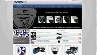 Kguard SHA DVR_Network setup