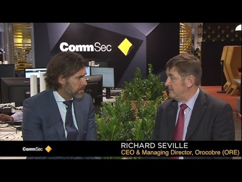 Orocobre Limited (ASX:ORE) (TSE:ORL) Executive Series Interview with Richard Seville