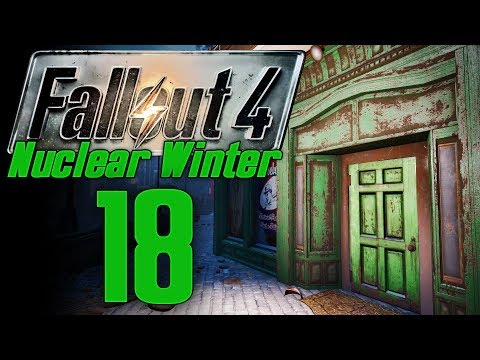 BACK STREET BOYS GET THEIRS   Fallout 4: Nuclear Winter #18   Modded Survival Gameplay