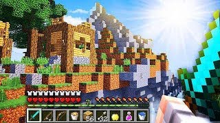 ULTRA REALISTIC MINECRAFT SKYWARS!