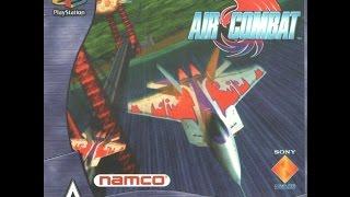 Air Combat (a.k.a. Ace Combat) [Rus Text] [Kudos]