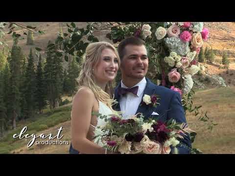 elegant-productions-//-samantha-&-kevin-wedding-video-//-arapahoe-basin's-black-mountain-lodge