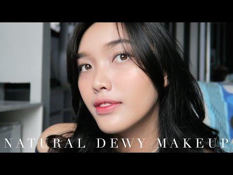 Everyday Natural Dewy Makeup | Cindy Panigoro