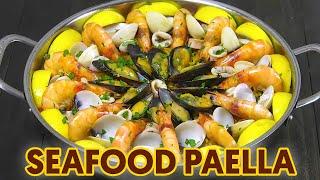 Super Yummy Seafood Paella