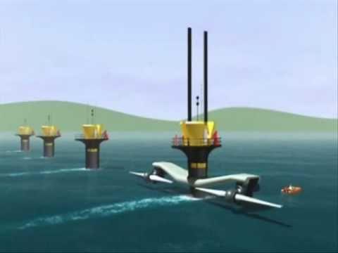SeaGen Tidal Turbine Power: How it works