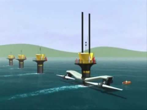 SeaGen Tidal Turbine Power: How it works thumbnail