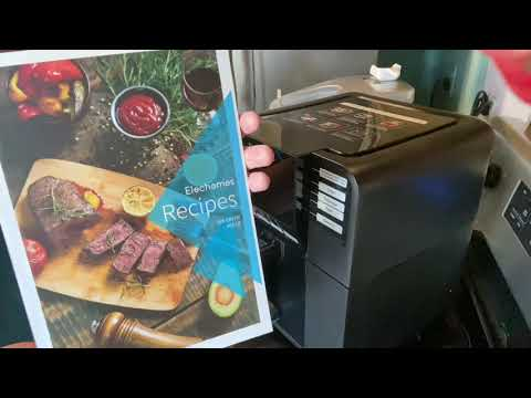 elechomes-6.3-quart-air-fryer-review,-chicken-marinade-recipe-and-awesome-discount!