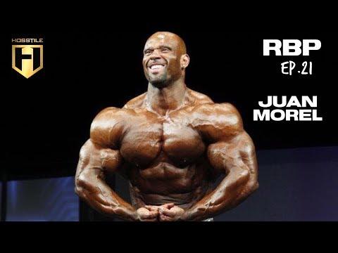 REAL BODYBUILDING PODCAST Ep.21 | Juan 'Diesel' Morel