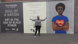 My husband, daughter Kat, and I took a trip to London to see the So...