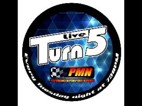 Turn 5 Live PMN Episode 077 Billy Van Pelt, CJ Guererri