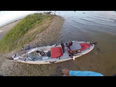 Kayak Fishing Setup 2016