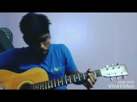 Aaromale - Vinnaithaandi Varuvaayaa - ARR - Intro Guitar Cover