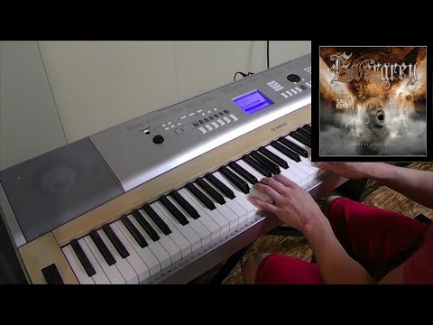 EVERGREY - Trilogy of the Damned - Keyboard Cover by Christian Carrizales