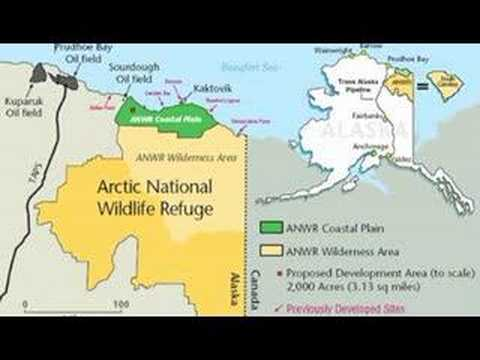 anwr drilling pros and cons