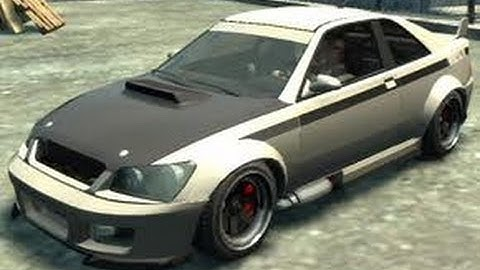 gta 4  rare vehicles and where to find them