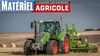 Test drive du Fendt 716 Vario by Matériel Agricole