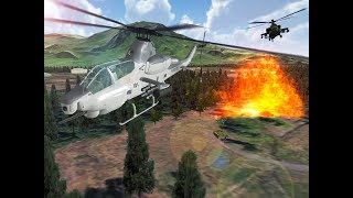 AH-1 Viper Cobra Ops - helicopter flight simulator (Android Game)