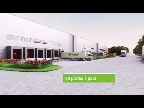 Goodman Val d'Europe Logistics Centre