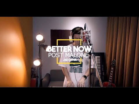 Post Malone - Better Now l Jae Cover