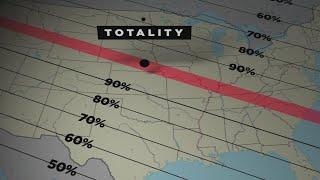 Solar eclipse impacting solar energy