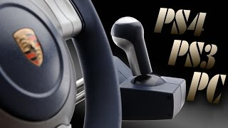 Обзор руля Fanatec Porsche 911 Carrera Wheel