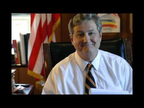 An interview with Treasurer John Kennedy