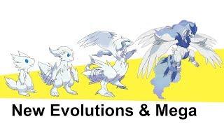 Download All Legendary Pokemon Evolutions & Mega 2019 | Pokemon Gen 8 Fanart Mp3