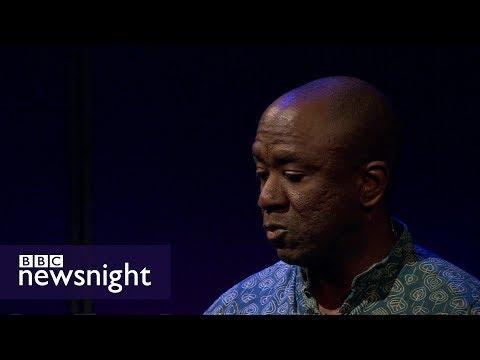 Chinua Achebe's 'Things Fall Apart' reading - BBC Newsnight