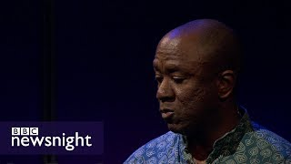 Chinua Achebe's 'Things Fall Apart' reading - BBC Newsnight