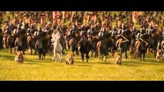 the chronicles of narnia the lion the witch and the wardrobe battle scene