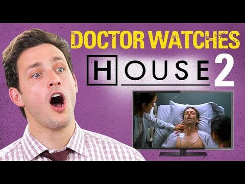 Doctor Reacts to HOUSE M.D #2. | 'Three Stories' | Medical Drama Review